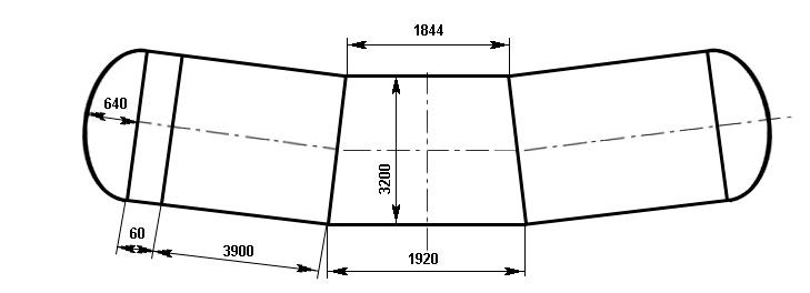 Таблица калибровки цистерны тип 106