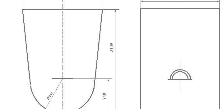 Таблица калибровки цистерны тип 35